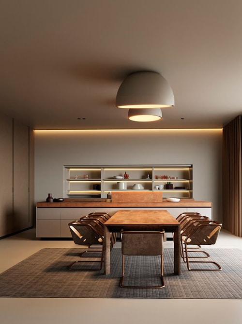 Come ottenere una casa ben illuminata Blog Moodcreativo-12 Distribuzione spaziale della luce
