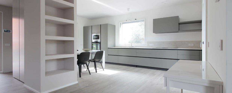 Una Casa Per Quattro-moodcreativo-interior Design